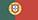 Drapeau langue portugaise