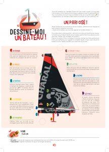 Charal Devoile Son Kit Pedagogique Ludique Et Interactif Pour Le Vendee Globe Charal Sailing Team